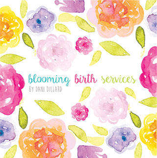 Blooming Birth Services Logo